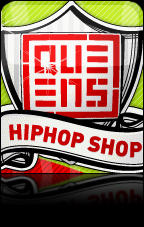 Queens.cz - Hip hop shop